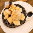 Mochi On Waffle!
