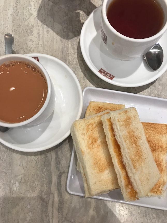 Toast & Tea