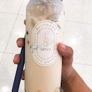 Brown Sugar Milk Tea in a can