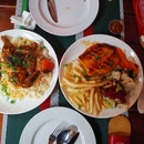 Chicken Kabsa & Grilled Chicken Steak