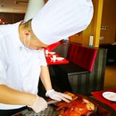 Tunglok Xihe's Peking Duck || The Grandstand, Singapore.
