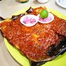 Alan Banana Leaves BBQ Seafood (Pasir Panjang Food Centre)