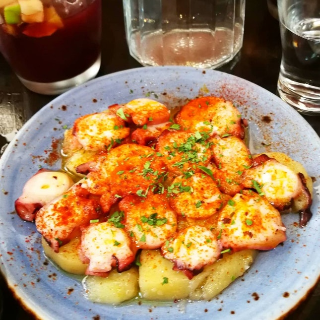 Awesome Spanish Food!