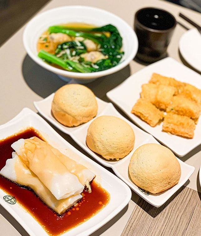 [🇸🇬] Dim sum time at Tim Ho Wan!