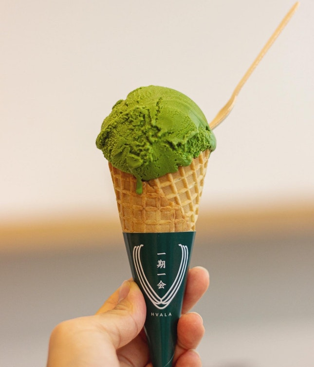 Matcha 2 Degree