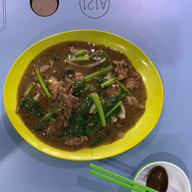 Typical Hawker Food