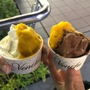 Vanilla, Mango & Venezuelan Chocolate