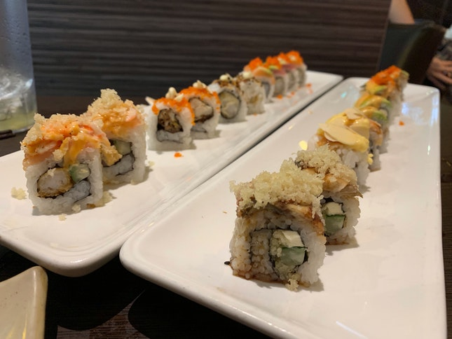 1-For-1 Japanese Ala-Carte Buffet