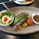Australian Striploin Steak!