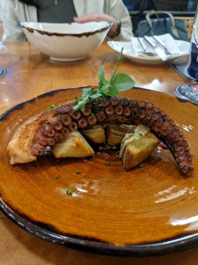 Octopus that blew us out of the water