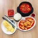 Kim Dae Mun Korean Food @ Concorde Hotel