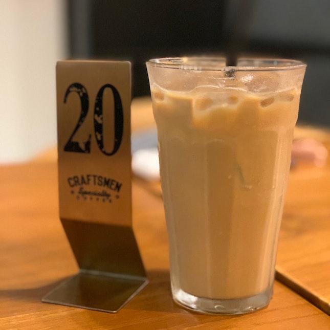 Basic - Ice Latte