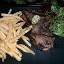 Angus Striploin Steak ($29)