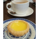 Yummy Egg Tart! Buttery Melt In The Mouth Crust With Smooth Egg Custard