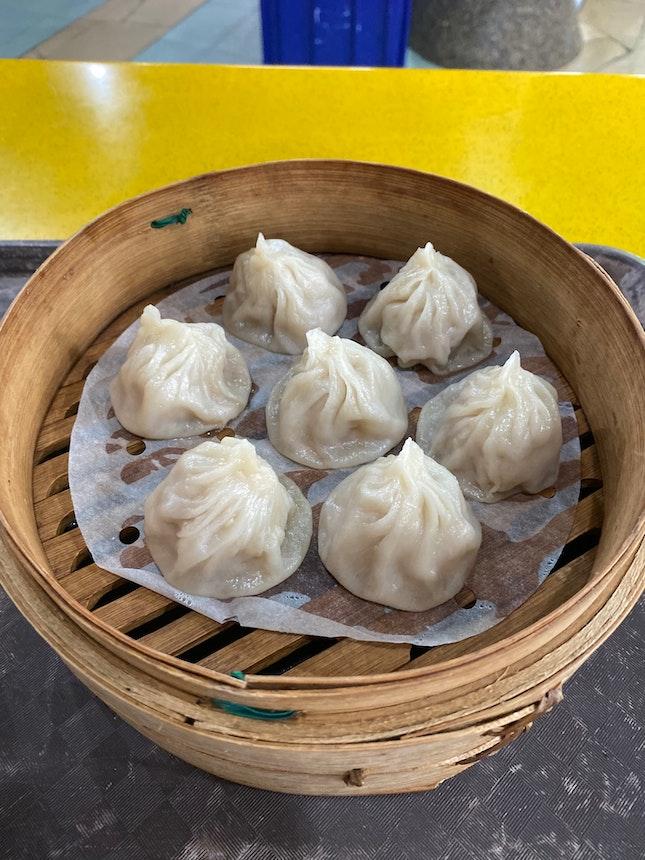 Ah Wang La Mian Xiao Long Bao #01-22