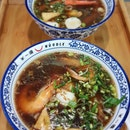 Nuodle Seafood noodles