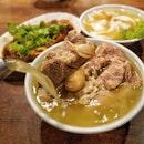 Pork Ribs Soup (Big) $9.5