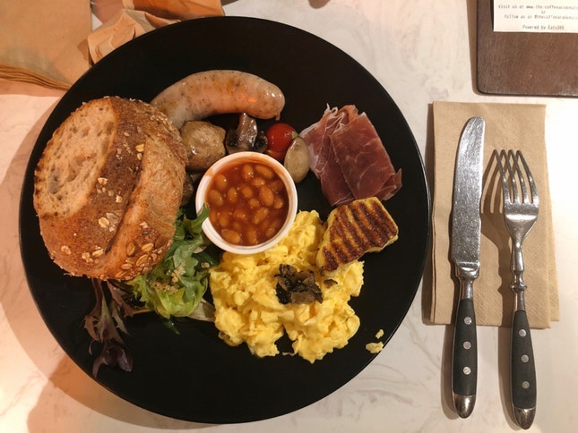 Full Breakfast ($25)