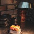 Rise & Shine Egg Drop Sandwich