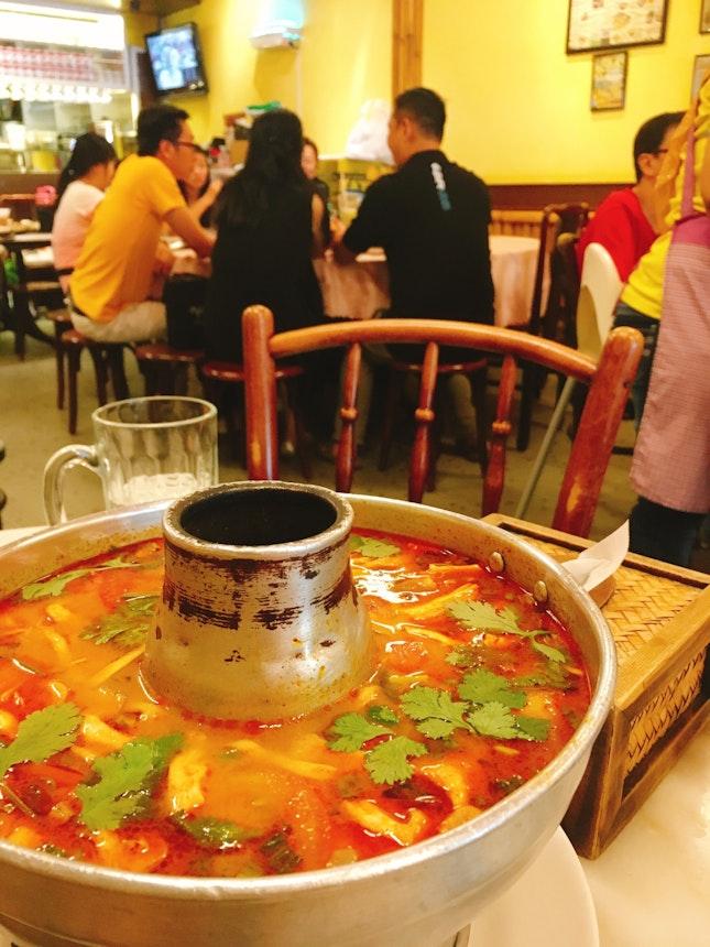 Thai-riffic Tom Yum Soup! 🍲