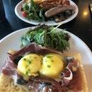 All American Breakfast & Eggs Iberico