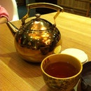 The Golden Tea Pot