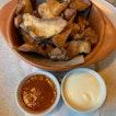 Porcini Mushrooms In Semolina Crumbs