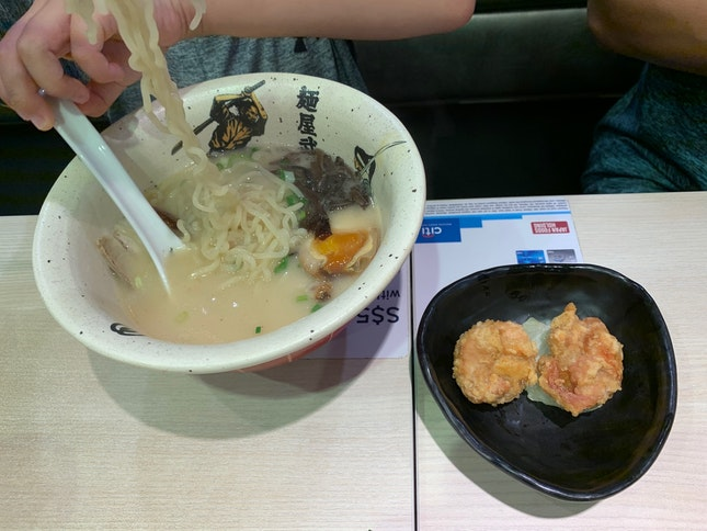 Kid's Meal - Noodle