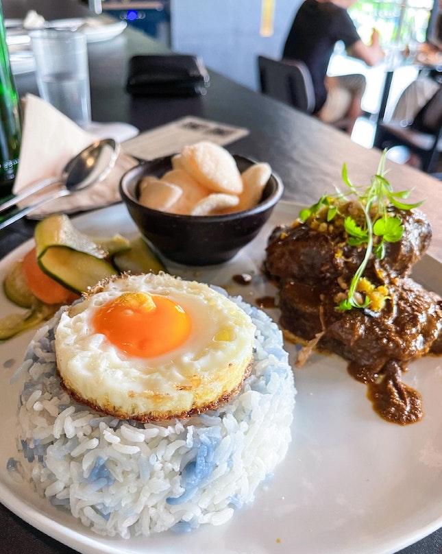 Wagyu Beef Cheek Rendang ($24)