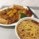 😋 Yong Tau Foo at Suntec City Food Republic foodcourt.