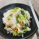 PUTIEN stir fried bee hoon (S$7.90) at Century Square Food Market foodcourt.
