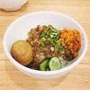 😙Braised pork rice @toastboxsg .