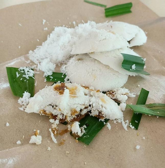 Traditional Putu Piring