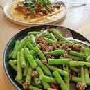 Beans & Pork