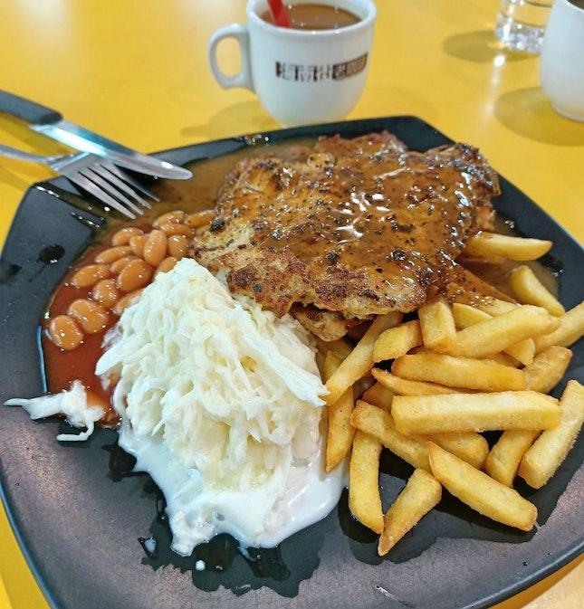 Pork Chop $7
