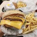 California Classic Cheeseburger Combo $8.40
