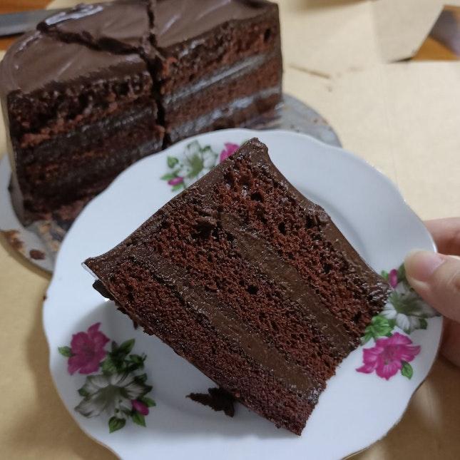 Signature Chocolate Cake