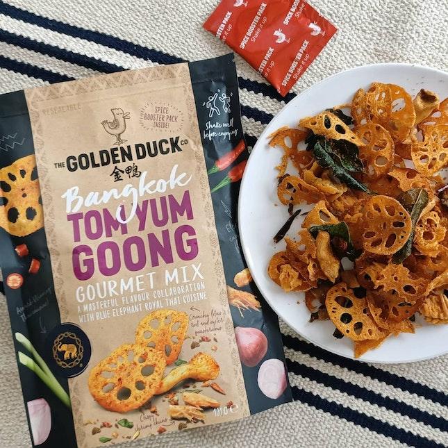 Tom Yum Goong Chips