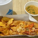Original Chunky Lobsters With Lobster Bisque