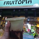 Frutopia- Avocado Chocolate Milk Shake!