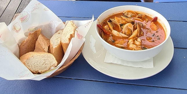 Best Seafood Stew Ever