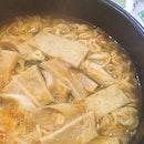 Fish Cake Noodles..
