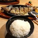 Saba Fish (7.50sgd)
