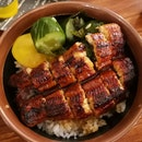 Unagi Don (18sgd)