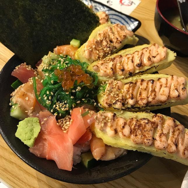 Kei Kaisendon + tamago