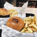 Classic Burger And Beef Brisket Burger