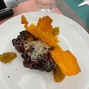 Char Siew Kurobuta Pork Belly ($32)