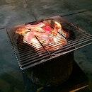 YumYum 😋😋 Japanese BBQ  I'm Chef tonight 🍴  #oripicnofilter