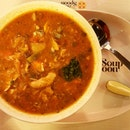 Moqueca Barramundi @ The Soup Spoon.