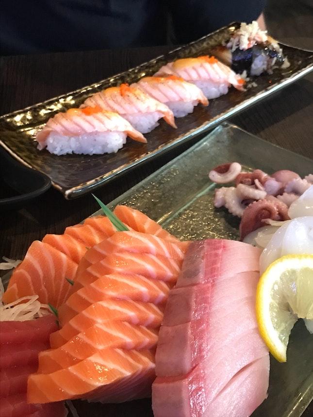 1 For 1 Lunch Buffet At Shin Minori